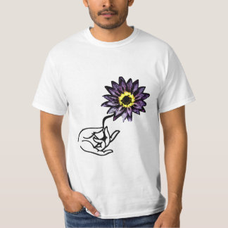 Purple Lotus - Men Yoga Tees