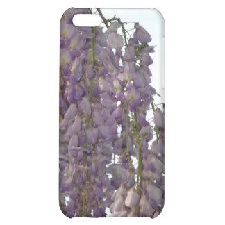 Purple Louisiana Flower iPhone Cellphone Case iPhone 5C Cases