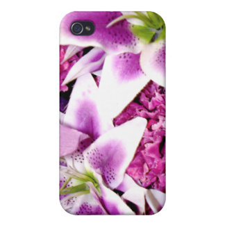 Purple Love_ Cover For iPhone 4