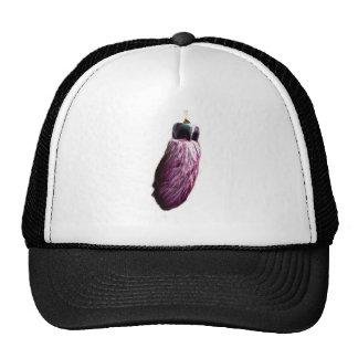 Purple Lucky Rabbit's Foot Trucker Hat