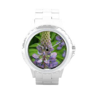 Purple Lupine Watches