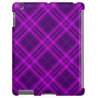 purple Magenta Plaids, Checks, Tartans