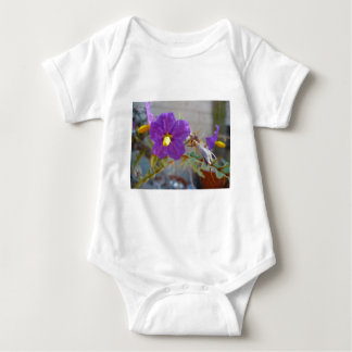 Purple Maggie Products Baby Bodysuit
