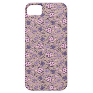 Purple Magic Kitchen iPhone SE/5/5s Case