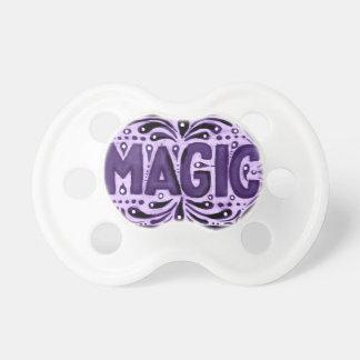 Purple Magic Pacifier