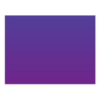 Purple Magic Postcard