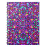 Purple Mandala Hippie Pattern Journal