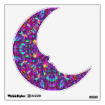 Purple Mandala Hippie Pattern Wall Skin