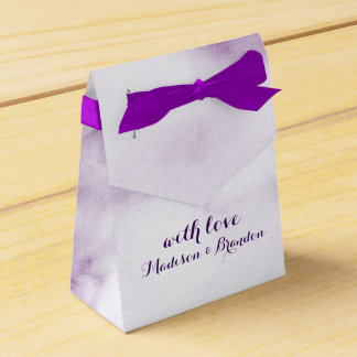 Purple Marble Gift Box