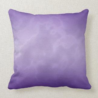 Purple Marble Pillow