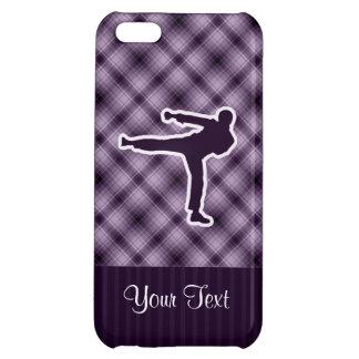 Purple Martial Arts iPhone 5C Case