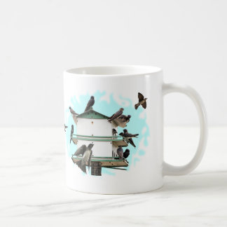 Purple Martins Coffee Mug