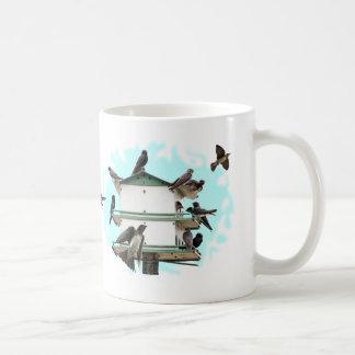 Purple Martins Coffee Mug