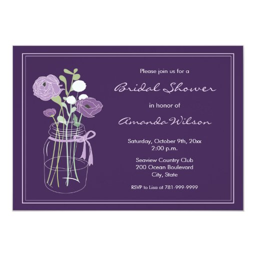 Unique Bridal Shower Invitations is great invitations sample