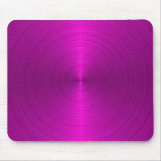 Purple Metallic Style Mouse Pad