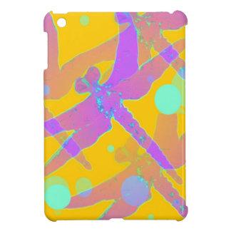 Purple Mirage dragonflies by SHARLES iPad Mini Cases
