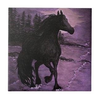 """""""Purple Mist"""" Tile"""