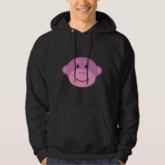Purple Monkey Hoodie