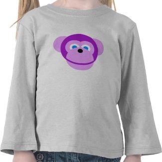 Purple Monkey shirt