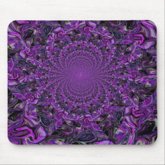 Purple Mood Mouse Pad