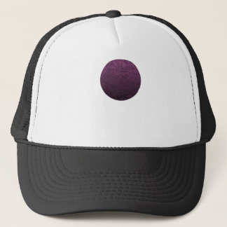 Purple Moon Trucker Hat