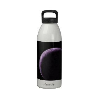 Purple Moon Water Bottles