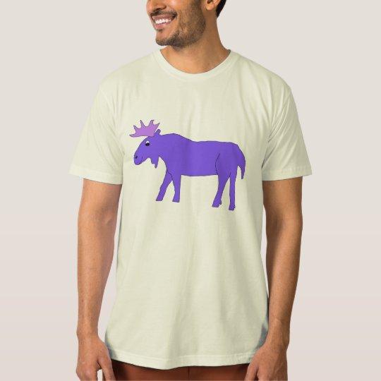 Purple Moose apparel T-Shirt