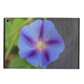 Purple Morning Glory Cover For iPad Air