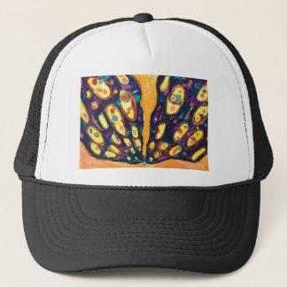 Purple Moth (bug expressionism) Trucker Hat