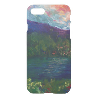 Purple mountain iPhone 8/7 case