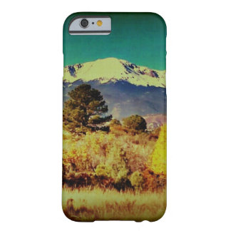 Purple Mountains Majesty Barely There iPhone 6 Case
