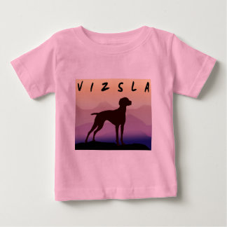 Purple Mountains Vizsla T-shirt