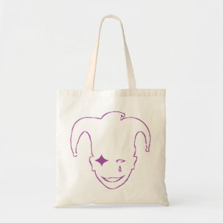 Purple MTJ Tote Bag