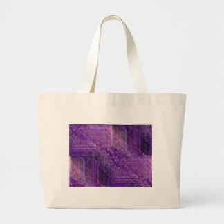 Purple Mystique Canvas Bags