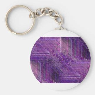 Purple Mystique Keychain