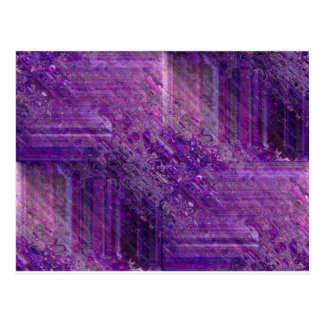 Purple Mystique Postcard