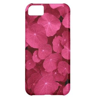 Purple nasturtium leafs II iPhone 5C Cover