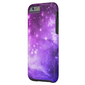 Purple Nebula iPhone 6 Case