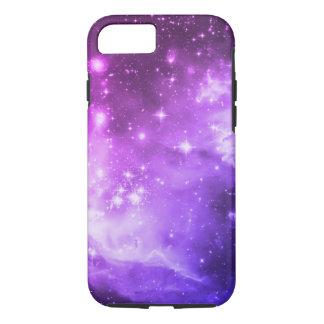 Purple Nebula iPhone 7 Case