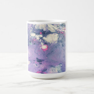 Purple Nebula Mug