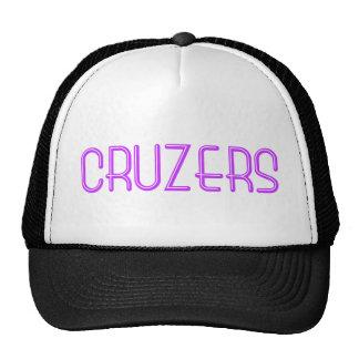 Purple Neon Cruzers Trucker Hat