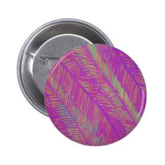 Purple Neon Palms Button