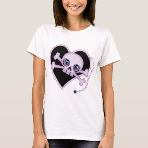 Purple neon skull t shirt zazzle for Bright purple t shirt