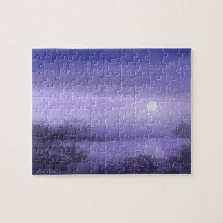 Purple Night Puzzle