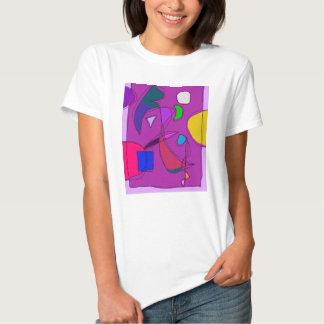 Purple Night Sky T-shirt