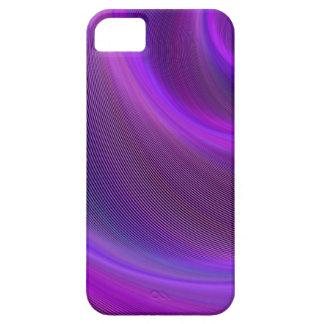 Purple night storm iPhone SE/5/5s case