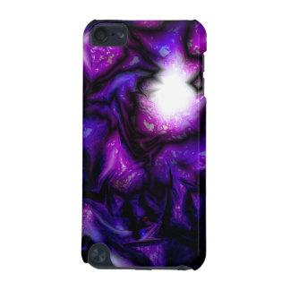 Purple Nova iPod Touch 5G Cases