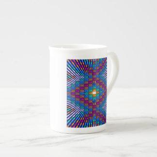 'Purple Nova' Tea Cup