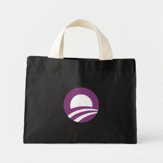 Purple O Bag