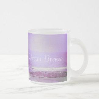Purple Ocean and Sky Ocean Breeze Mug